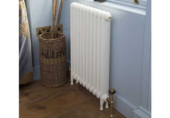 Naroow Eton cast iron radiator