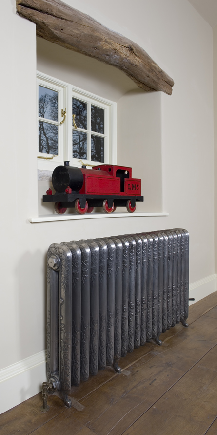 daisy cast iron radiator