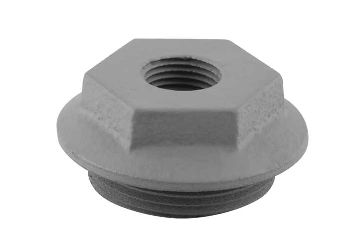 End Bush 1.5 Inch 0 5 Inch Inlet Left Right Hand Thread