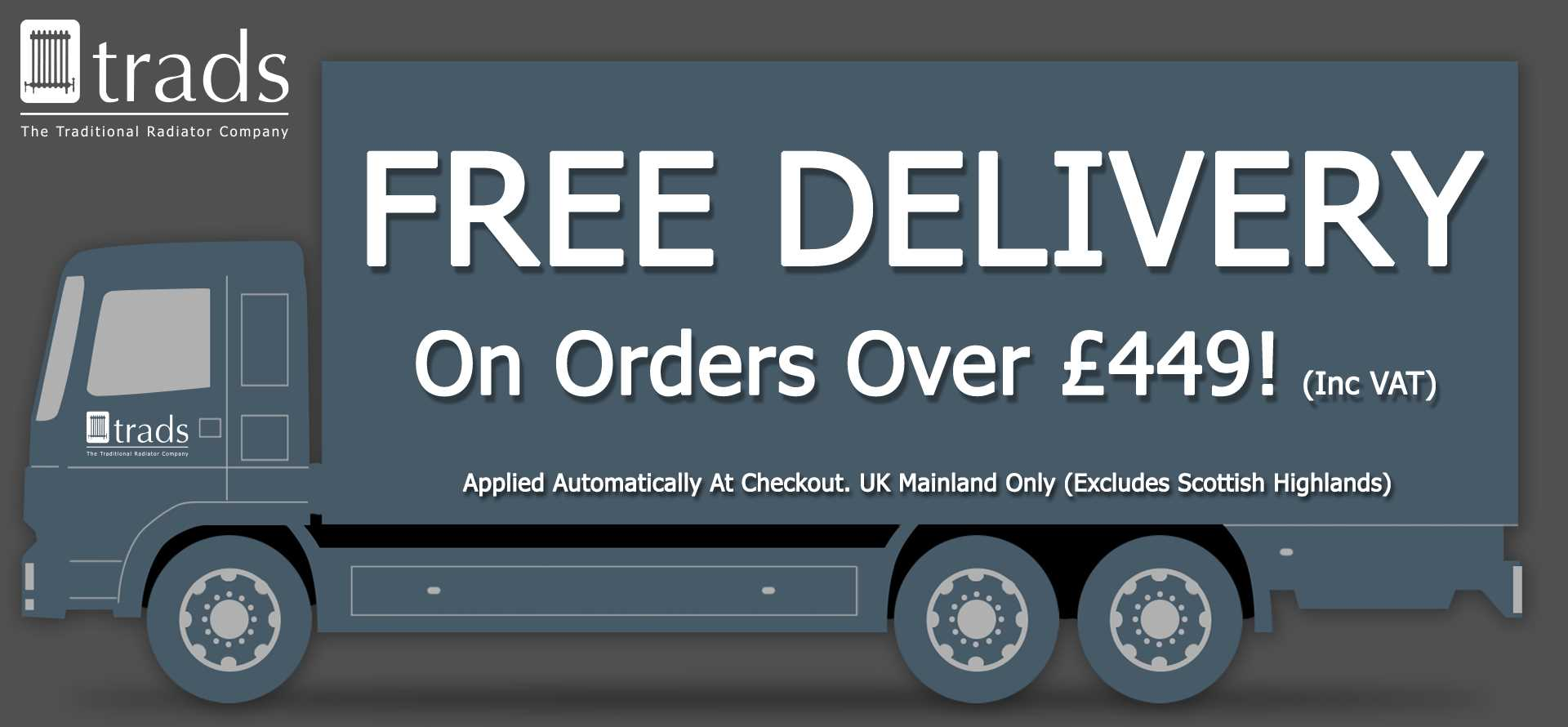 Free Delivery Over 300