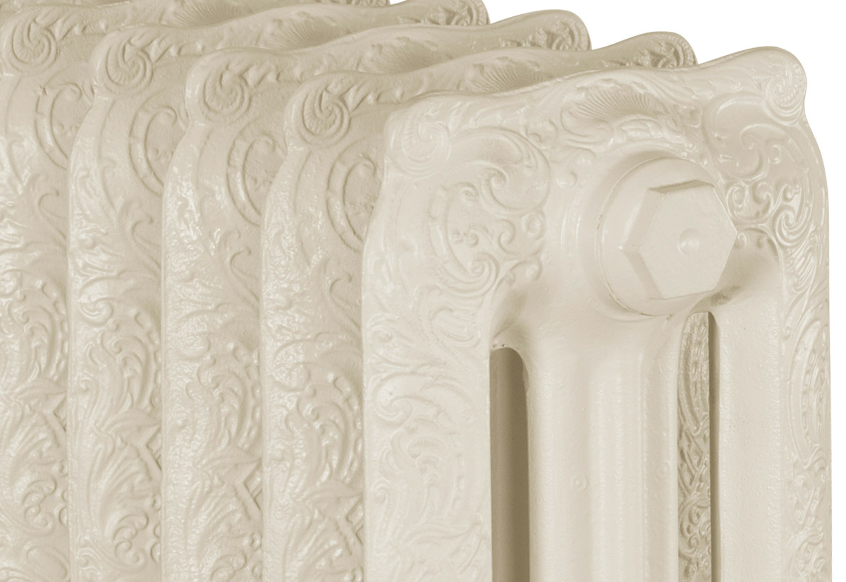 Rococo 3 Column Buttermilk 15 Section 810Mm Detail