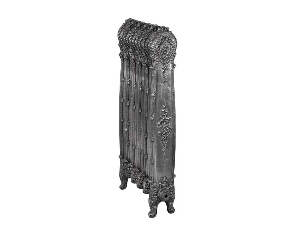 Antoinette 1 Column Hand Burnished 6 Sections 985Mm
