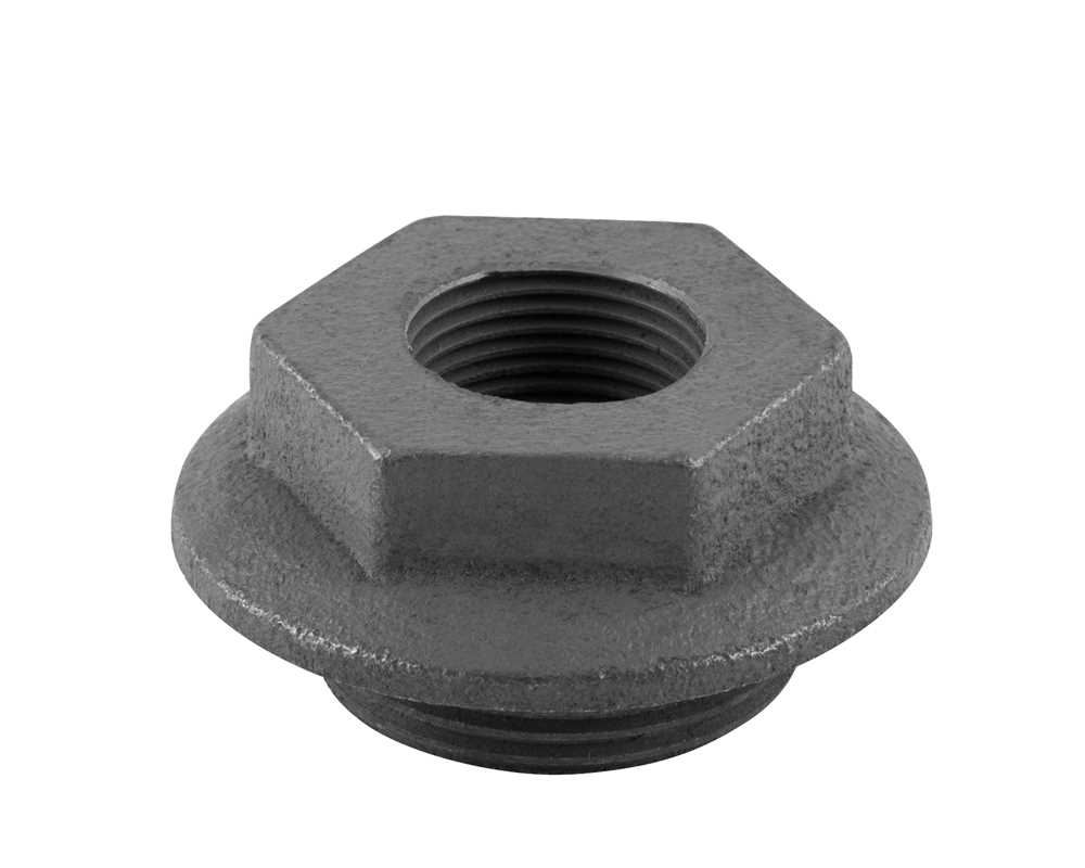 End Bush 1.25 Inch 0.75 Inch Inlet