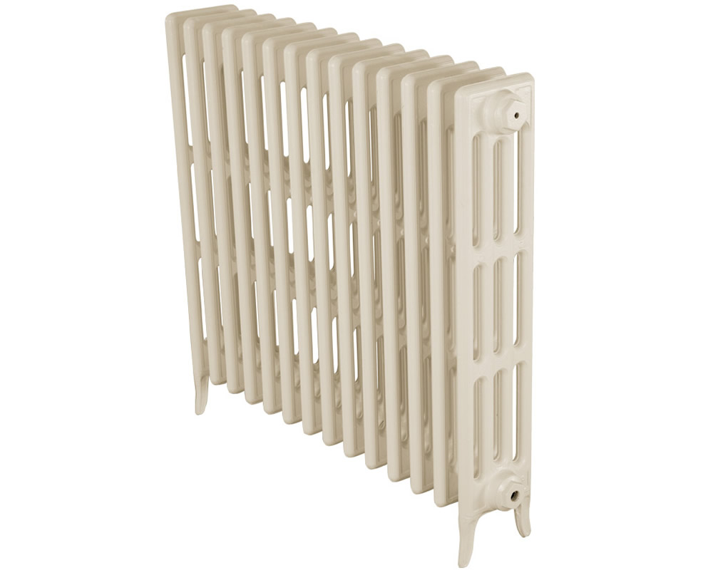 Victorian 4 Column 14 Sections Buttermilk 810Mm